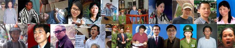 Promote Human Rights in Vietnam
